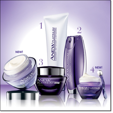 Anew Platinum Regimen
